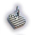 United States of America Flag Charm - USA Flag Charm