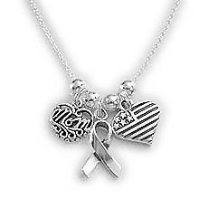 Military Mom Necklaces -  Military Wives Necklaces