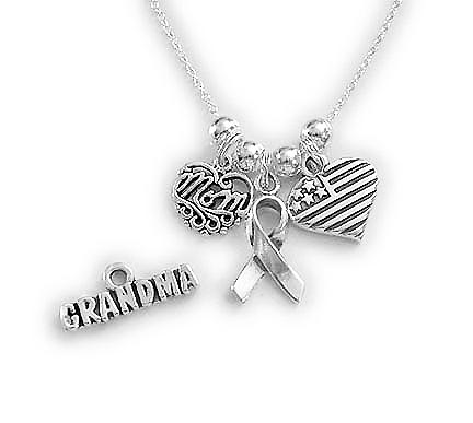 Military Wives necklaces and Military Moms Necklaces